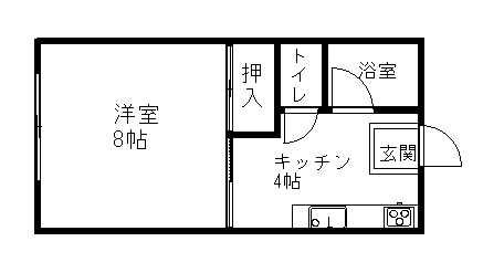 2階のお部屋になります♪