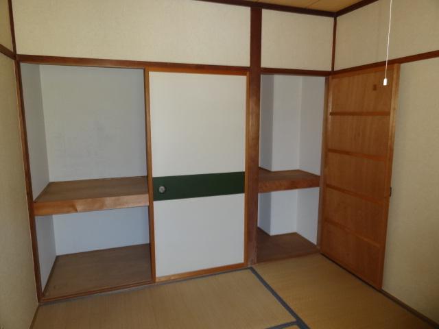 和室にはこんな収納があります♪