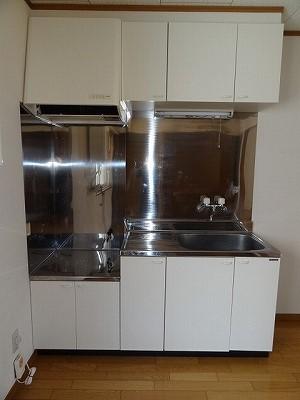 キッチンです!