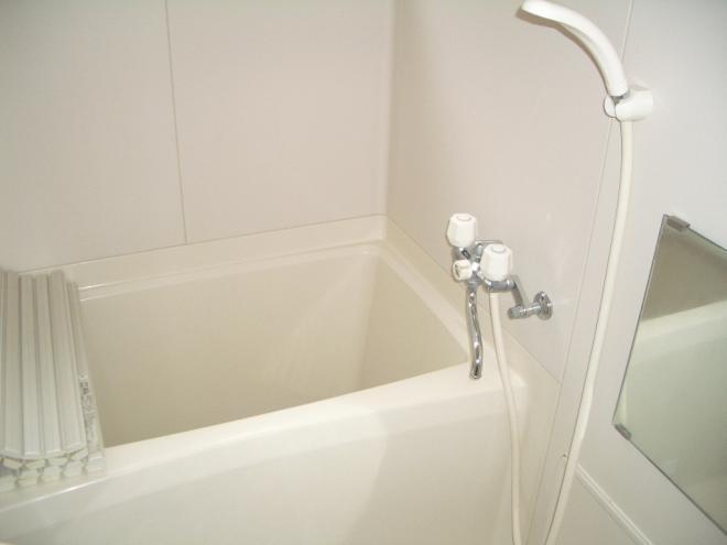 お風呂とトイレが別です!