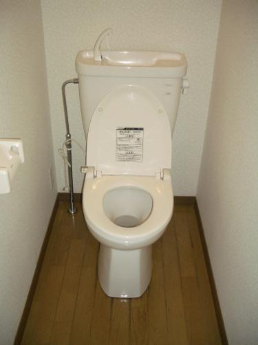 おトイレはこんな感じです!