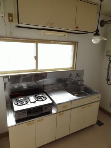 キッチンです♪※ガスコンロは設備対象外です。