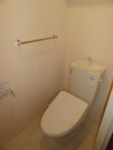 トイレです♪洗浄便座あり!
